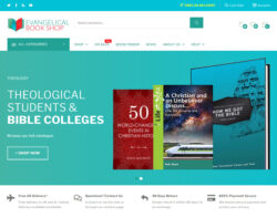 Evangelical Book Shop New Website Launches