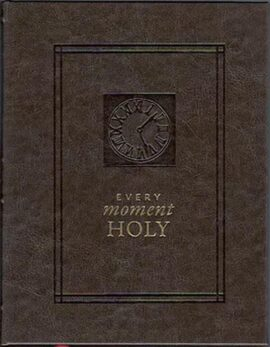 Every Moment Holy Vol 1