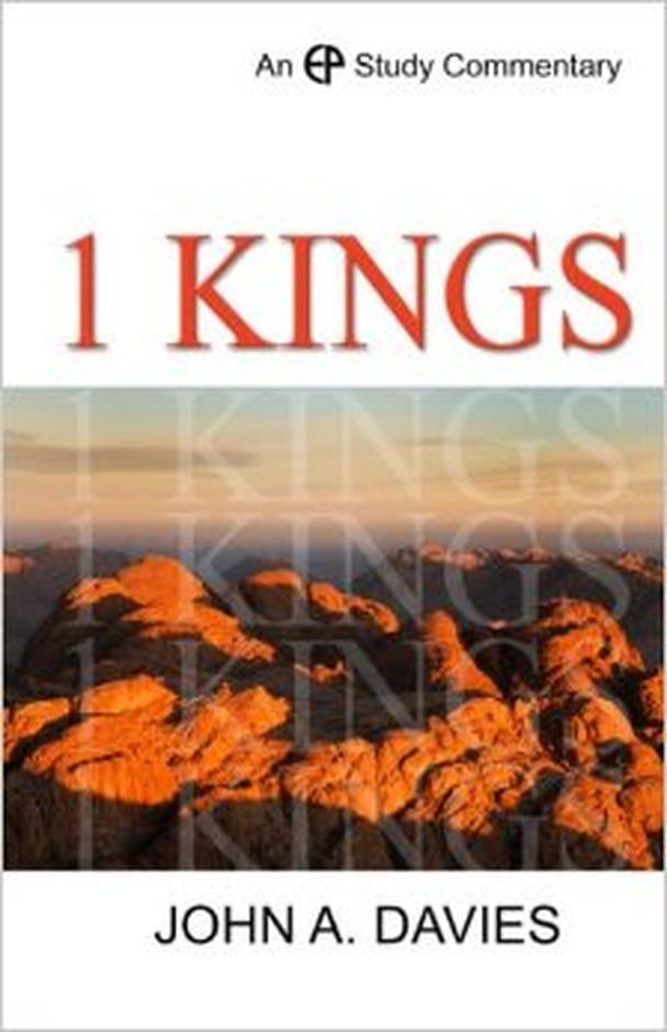 1 Kings – John A Davies