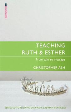 Teaching Ruth & Esther