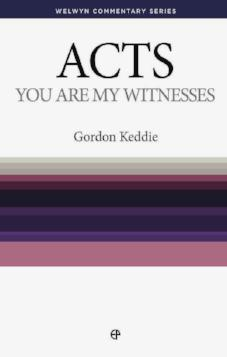 Acts – You Are My Witnesses