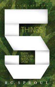 5 Things Every Christian Needs to Grow (ePub eBook)