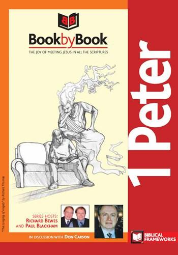 Book by Book – 1 Peter Study Guide