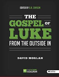 The Gospel of Luke From the Outside In Bible Study Kit