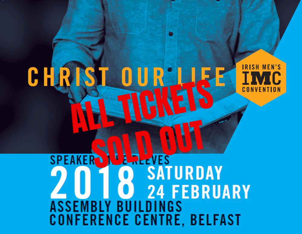 Copy of Irish Men's Convention 2018
